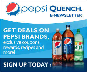 Free Pepsi Coupons and Recipes