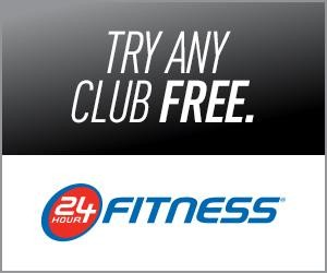 Free Pass To 24 Hour Fitness