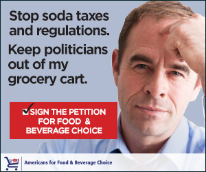 Americans For Food & Beverage Petition