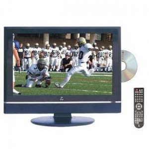 "Enter To Win A 32"" HDTV With Built In DVD Player"