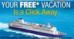 Free Cruise!