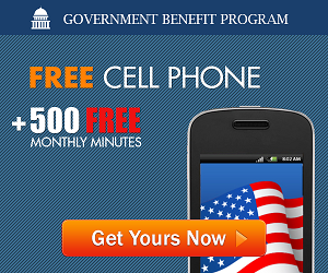 Free Government Cellphone