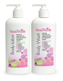 Good For You Girls Body Wash Giveaway