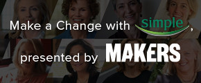 Make a Change with Simple, presented by MAKERS House Party