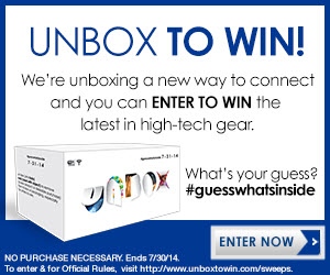 Unbox To Win Sweepstakes