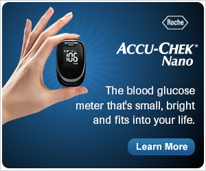 Free Accu-Chek Nano Meter
