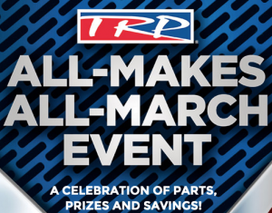 The TRP All-Makes All-March Event