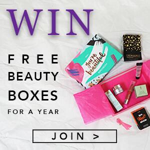 LifeScriptAdvantage Beauty Box Sweepstakes