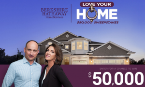HGTV Berkshire Hathaway Love Your Home Sweepstakes