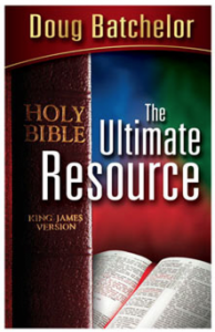 Free Holy Bible Ultimate Resource by Doug Batchelor