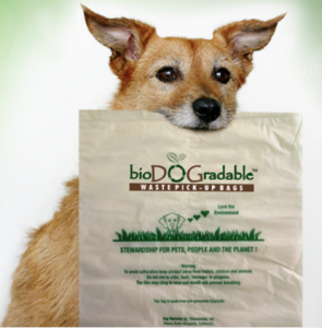 Free Sample Of Eco-efficient Dog Waste Bags