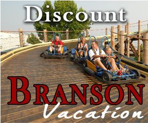 Win A Free Branson Vacation