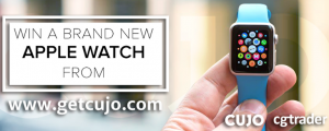 Getcujo Apple Watch Giveaway