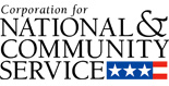 Free Stickers & Bookmarks From National & Community Service