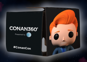 Free Conan360° VR Viewer