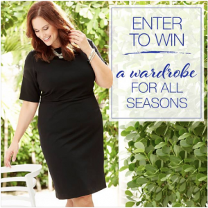 Christopher & Banks Wardrobe For All Seasons Giveaway