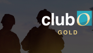 Free Overstock Club O Gold Membership for Military & Vets