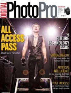 Free One Year Subscription To Digital Photo Pro Magazine