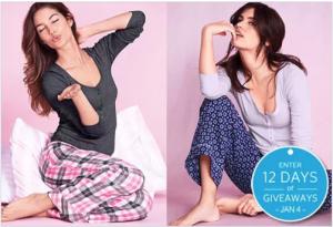 Enter The Victoria's Secret Dreamer Henley Pajama Giveaway