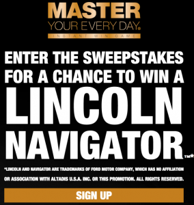 "Dutch Masters ""Master Your Everyday"" Instant Win Game"