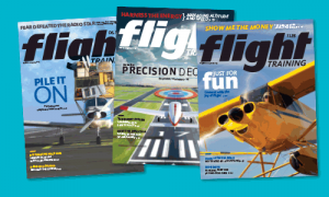 Free AOPA 6-Month Membership For Student Pilots