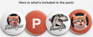 Free Product Hunt Buttons