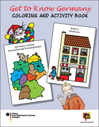 Free Get To Know Germany Coloring And Activity Book