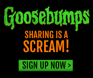 Goosebumps Movie Fan Sweepstakes