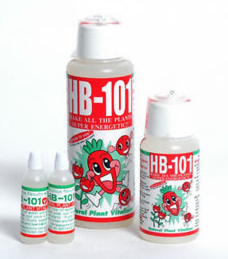 Free Sample Of HB-101 Plant Vitalizer
