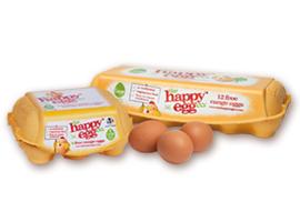 Possible Free Happy Egg Co. Free Range Eggs