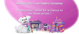 Holiday Gifts From Hasbro Giveaway