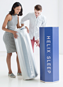 Free Helix Sleep Credit or Mattress For Referring Friends