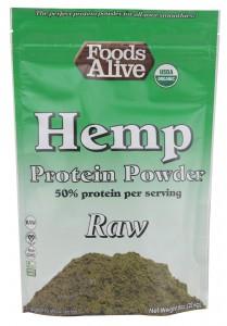 Free Sample Of Lean Hemp Protein Powder