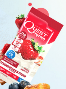 Free Sample Of Quest Nutrition Protein Powder