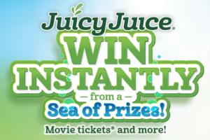 The Juicy Juice Instant Win Game