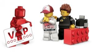 Free Lego VIP Loyalty Program