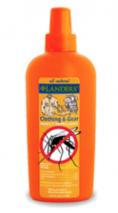 Free Sample of Landers Natural Insect Repellent