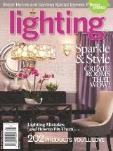 "Free Copy Of The 2014 ""Lighting"" Magazine ($6.99 Value)"