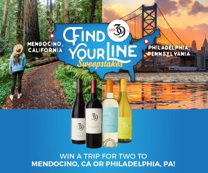 The Find Your Line Sweepstakes