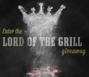 The Lord of the Grill Giveaway