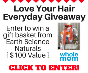Love Your Hair Everyday Giveaway