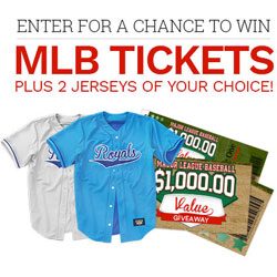 Sweepstakes-A-Month MLB Sweepstakes
