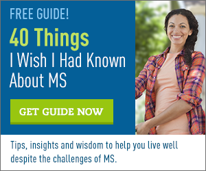 """Free """"40 Things I Wish I had Known About MS"""" Guide"""