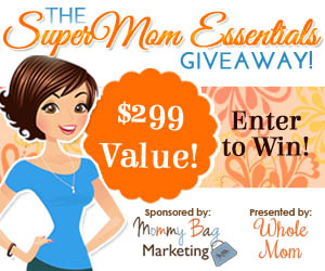 The SuperMom Essential Giveaway