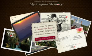 FREE My Virginia Memory mailed...