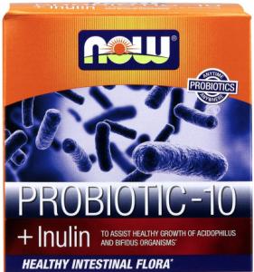 Free Sample Of NOW Probiotic-10 Rapid Release Sticks