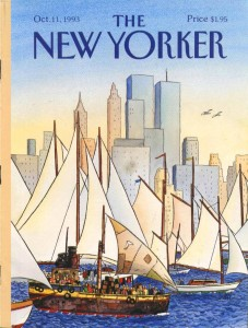 Free One Year Subscription To The New Yorker Magazine