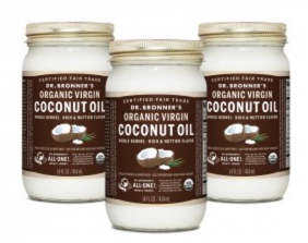Possible Free Dr. Bronner's Whole Kernel Organic Virgin Coconut Oil
