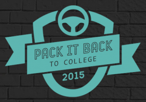 Pack it Back to College Sweepstakes and Instant Win Game