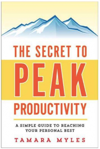 "Free ""The Secret to Peak Productivity"" eBook ($16 Value)"